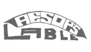 Aesops Label logo wmp