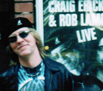 Craig Erickson artist profile