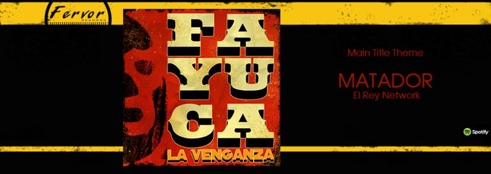 La Venganza banner