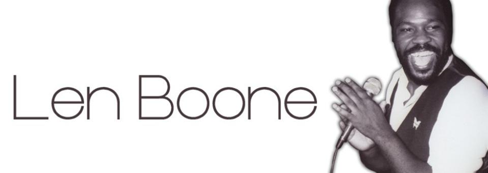 Len Boone banner