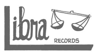 Libra Records logo wmp