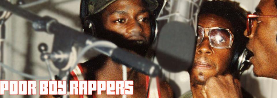 Poor Boy Rappers banner